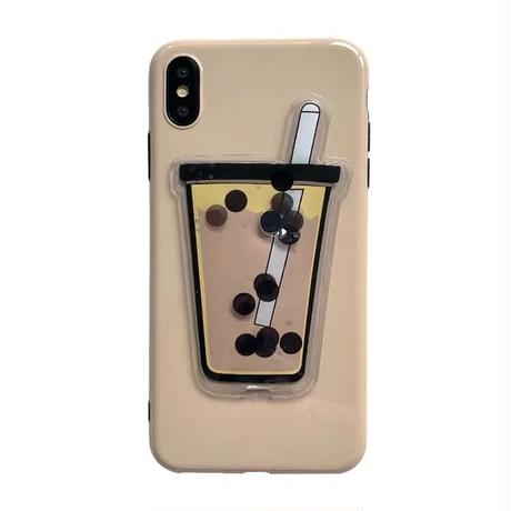 Tapioca bubble iphone case