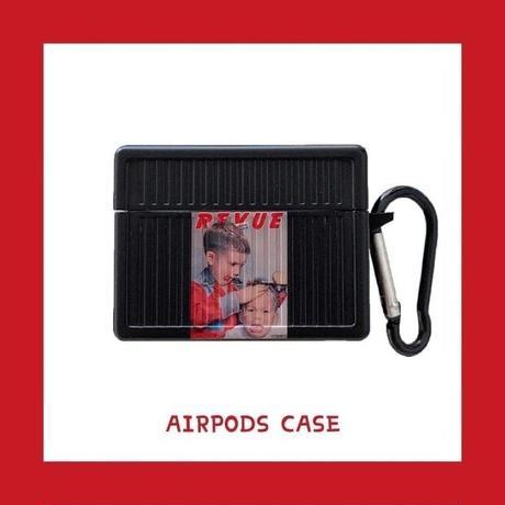 Revue retro airpods case