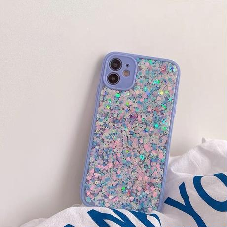 Summer glitter iphone case