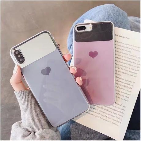 Heart mirror2  iphone case