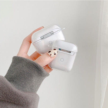 Happy lucky nice clear airpods case