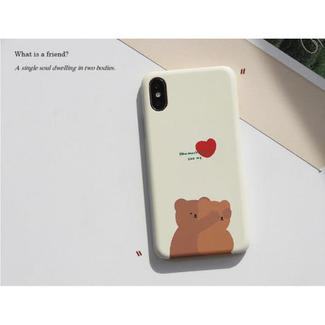 Bear who hard case 221