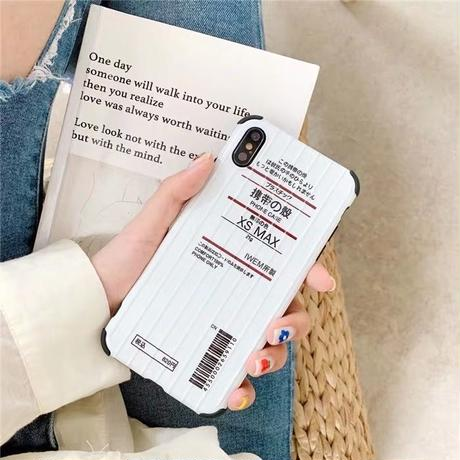 White label iphone case