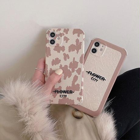 Flower city iphone case