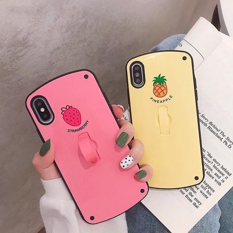 Fruits stand  iphone case