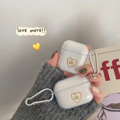 Love more clear airpods case