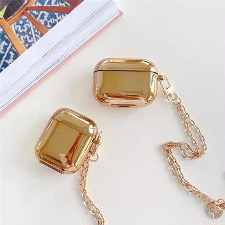 Gold airpods case