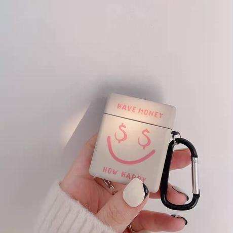 Smile happy airpods case