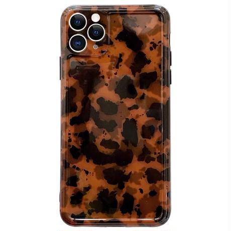 Amber pattern iphone case