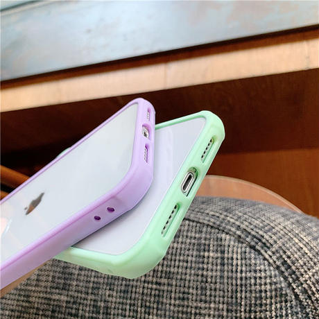 Spring color side iphone case