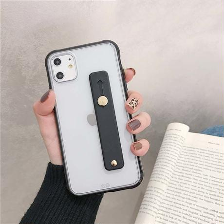 Color side strap iphone case