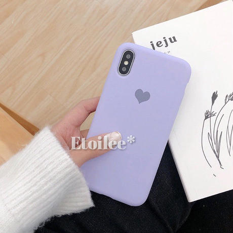 Heart 4colors iphone case