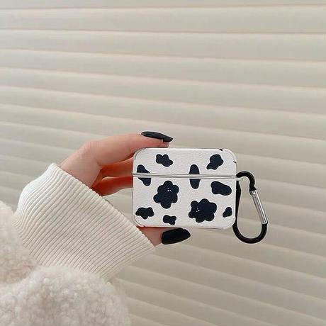 Milk cow bear airpods case