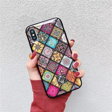 Ethnic pattern iphone case