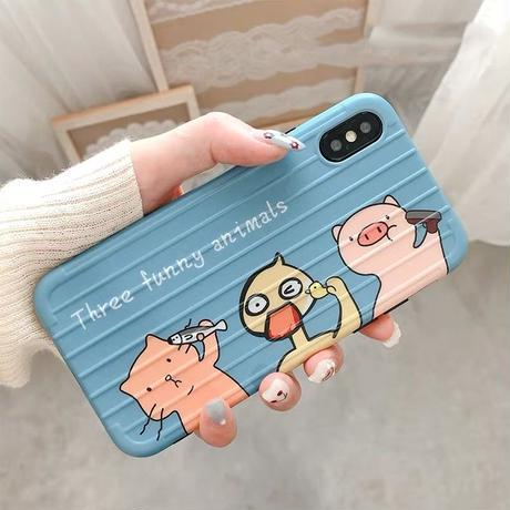 Funny animals  iphone case
