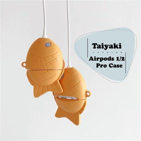Taiyaki airpods case