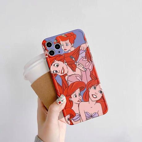 Mermaid princess iphone case