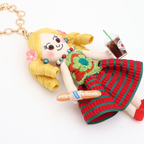 Brunch Doll Charm