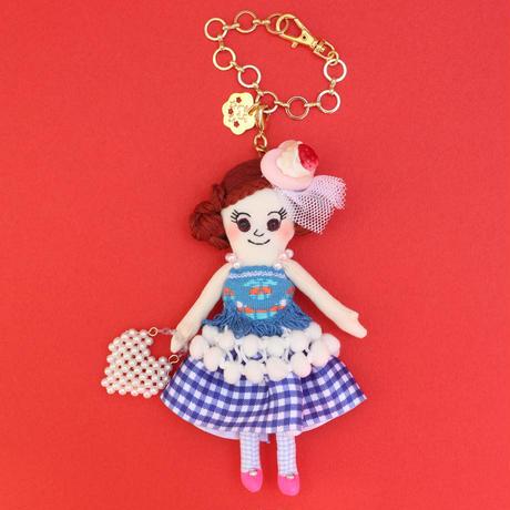 Heart To Heart  Doll Charm