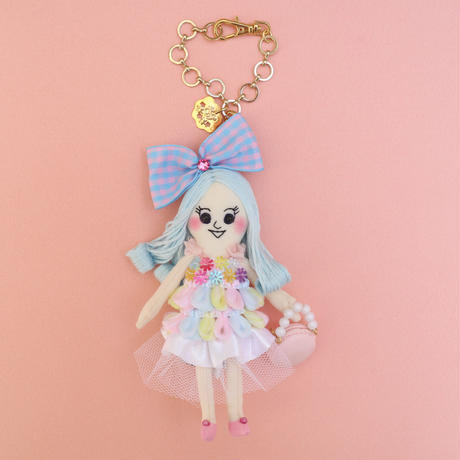 Macaron Color Fashion Doll Charm
