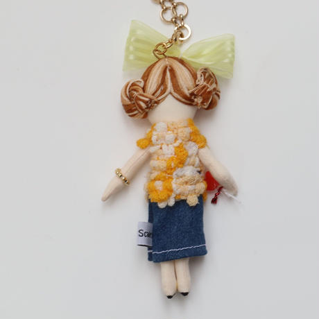 Lollipop Candy Doll Charm