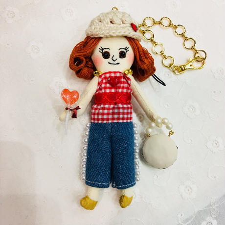 サマーバケーション ドールチャーム(Summer vacation Doll Charm)