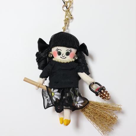 魔女の宅急便 ドールチャーム( Kiki's Delivery Service doll-charm)