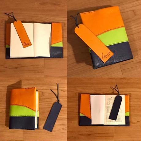 "Semi-custom made item ""book jacket"""