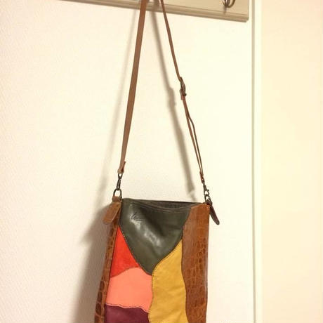 shoulder bag #oblong type