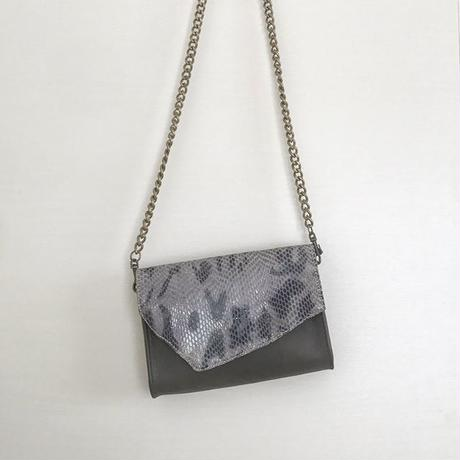 Mini CLUTCH with chain