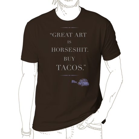 Hank Series 1: Horseshit tee