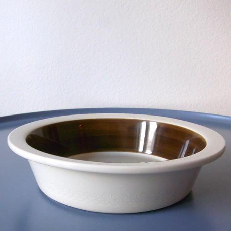 【ROR030】Rörstrand(ロールストランド):FORMA(フォルマ)ラウンド形プレート(深皿)