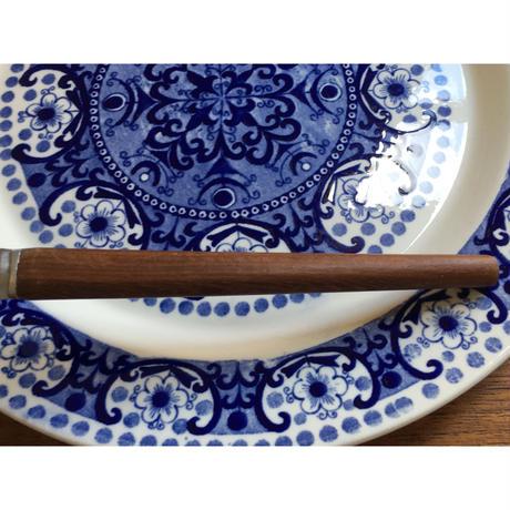 北欧ヴィンテージ/チーク材バターナイフ