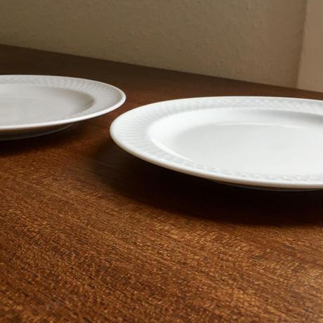 スイスLangenthalランゲンタール社/ケーキ皿2枚セット/小