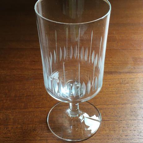 ヴィンテージガラス/グラスセット