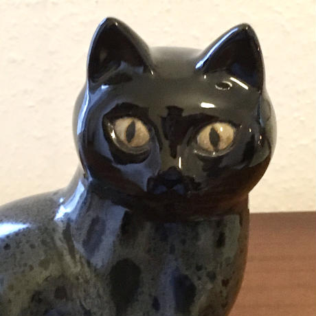 "GustavsbergリサラーソンLisa Larson/vintage"" Cat Murre"""