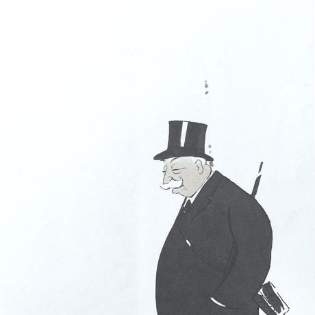 SEM/シム/風刺画家ポスター/ベルエポック/アールヌーボー