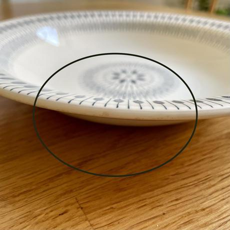 ノルウェー/EGERSUNDエーゲルスン社/深皿プレート20cm