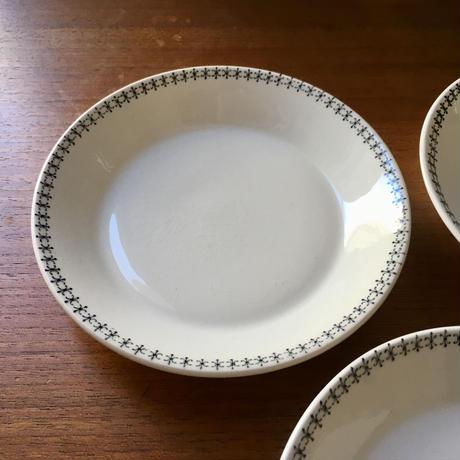 アラビア社ARABIA/小皿3枚セット