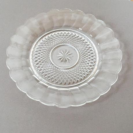 Villeroy&Boch /ビレロイ&ボッホ社/ガラスケーキ皿