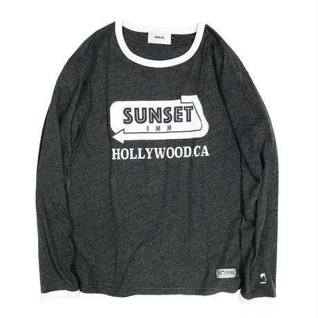 MOTEL  RINGER  L/S  TEE  by  EVENFLOW