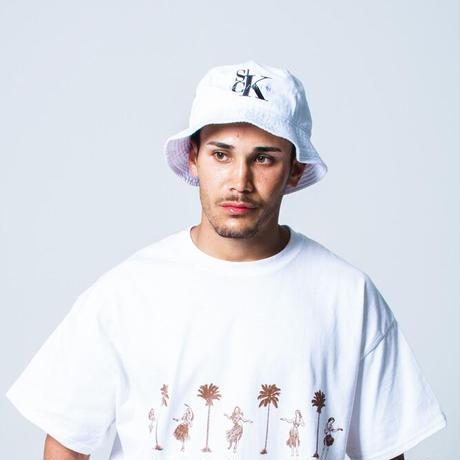 Ck HAT by PALM/STRIPES