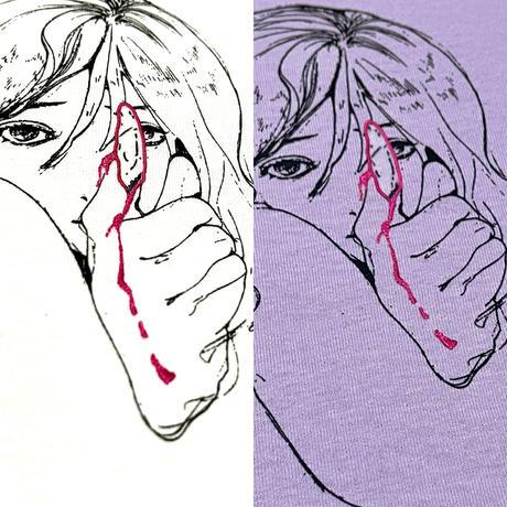 藍にいな × PALM/STRIPES  【 この憎しみの裏側に 】