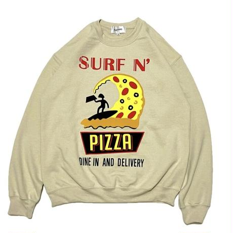 SURF N' PIZZA  CREW   #NEW by  PALM/STRIPES