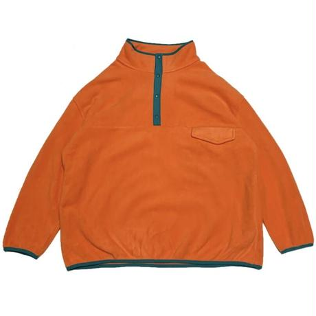 FLEECE PULLOVER by  PALM STRIPES