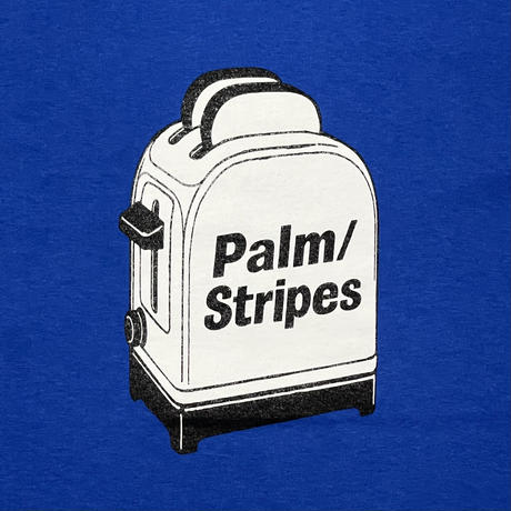 YOUTH TEE by  PALM/STRIPES