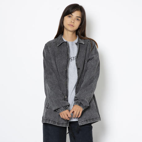 """先行予約"" DENIM  EDDIE  JACKET  by  PALM/STRIPES"