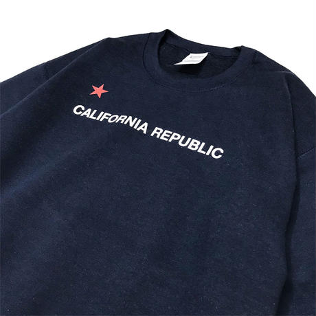 CALIFORNIA  REPUBLIC  CREW  by  Evenflow Apparel