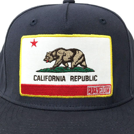 CALIFORNIA  TWILL  CAP  by  EVENFLOW