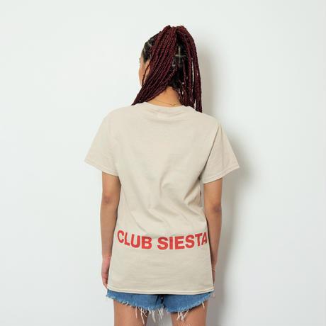 HOLA TEE by  CLUB  SIESTA